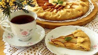 Фруктовая галета! Это Очень Просто и Вкусно!***Fruit biscuit! It Is Very simple and Delicious!