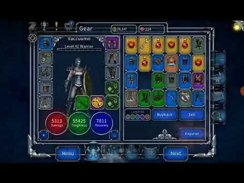 eternium mage and minions mod apk 1.2.42