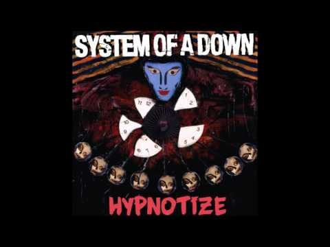 System Of A Down Hypnotize Full Album HD with Lyrics
