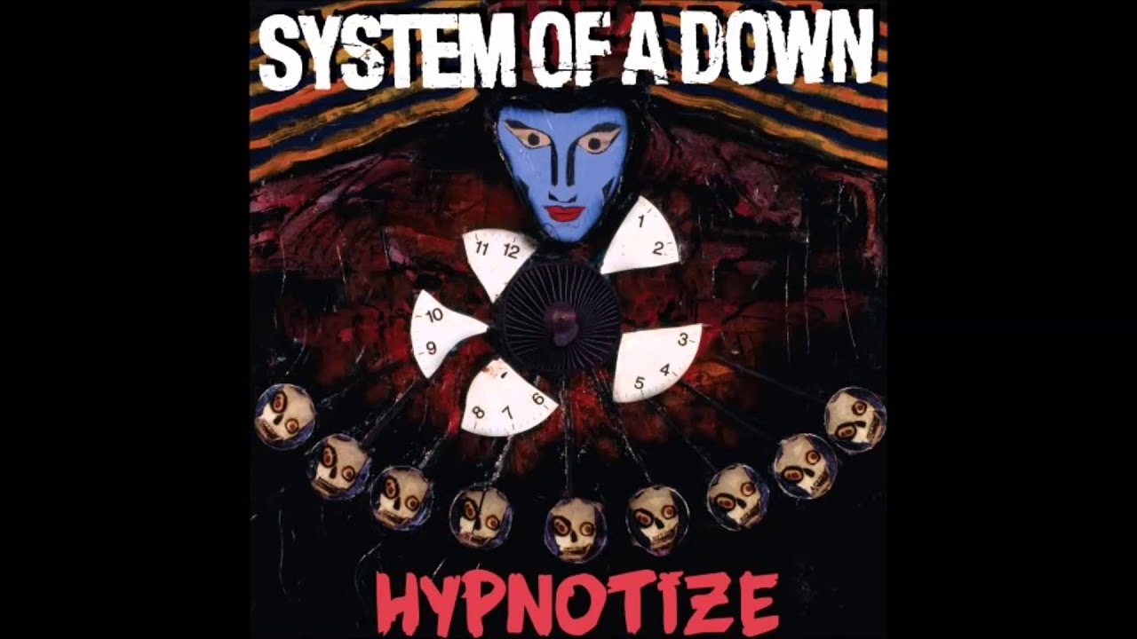 System Of A Down - Hypnotize [Full Album Download] [MG