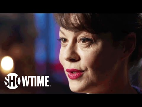 Penny Dreadful  Helen McCrory on Evelyn Poole  Season 2