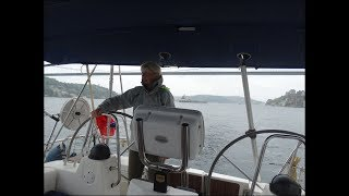 Video Sailing through the Bosphorus. Turkey to Bulgaria EP3. A Sailing Kejstral Adventures Episode. download MP3, 3GP, MP4, WEBM, AVI, FLV Juni 2018