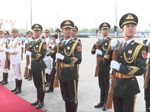President Muhammadu Buhari Arrives Beijing, China thumbnail