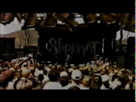 Slipknot - Ozzfest '99, We Sold Our Souls For Rock'n'Roll