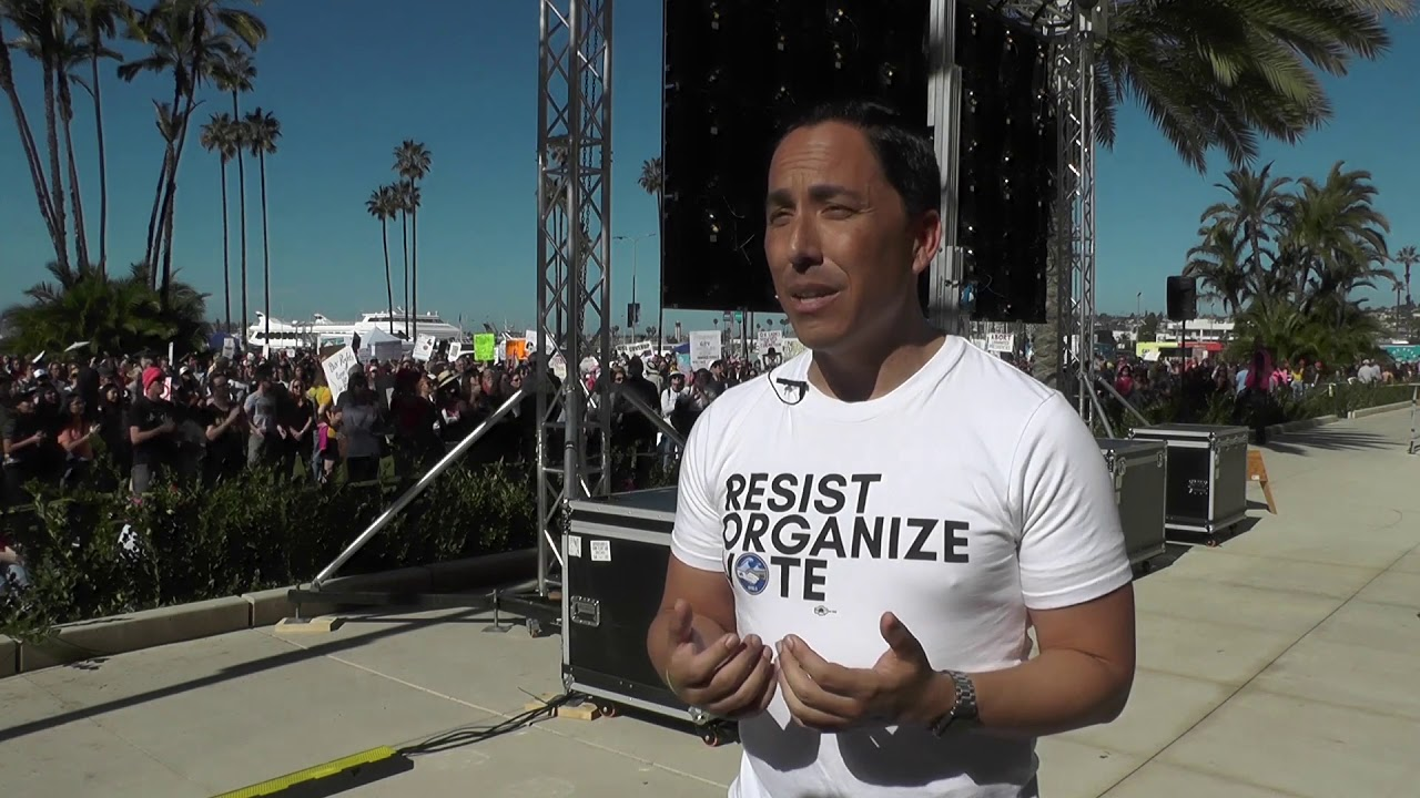 San Diego Annual Women's March