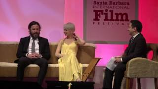 SBIFF 2017 - Casey Affleck Discussrs Early Work & Gus Van Sant
