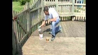 firmtread anti slip deck coating
