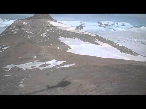 Helicopter Transport in Antarctica