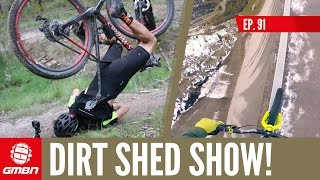 Are Hardtails Dead?! | The Dirt Shed Show Ep. 91