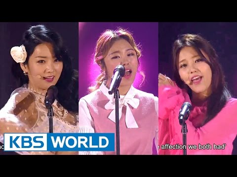 Bomi & Hyejeong & Wheein - Pink Lipstick [2015 KBS Song Festival / 2016.01.23]