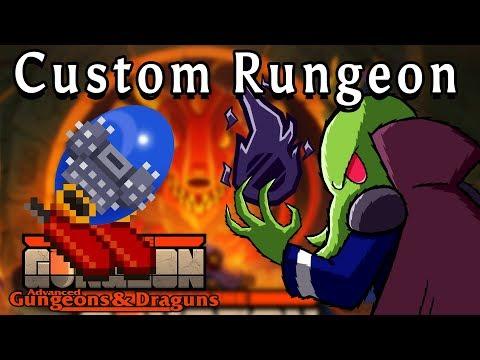 Enter the Gungeon | Super Sanic Dodge Rolls | Custom Rungeon