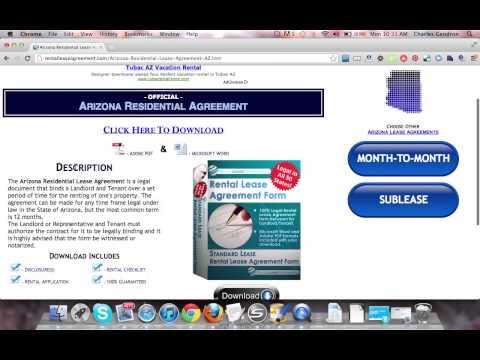 arizona-residential-lease-agreement