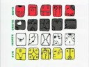 Los 20 Glifos Solares Mayas