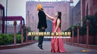 Punjabi Best Prewed | Kunwar & Kiran | HD creations | Ludhiana | Akhil | Mankirt aulakh | 2017