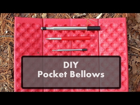 DIY Pocket Bellows