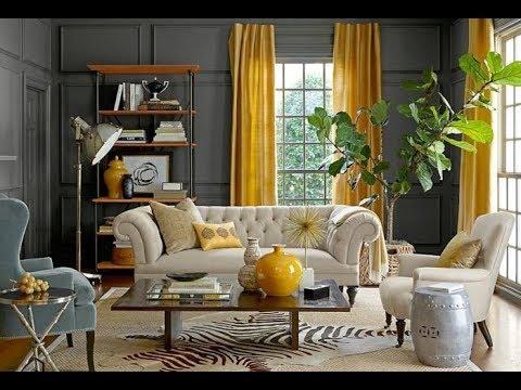 ideas para decorar una salas peque as 2 parte como decorar tips youtube. Black Bedroom Furniture Sets. Home Design Ideas