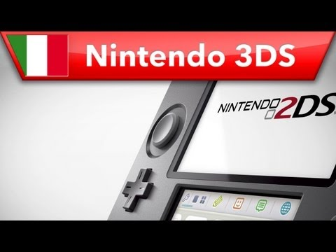 Nintendo 2DS trailer d'annuncio (Nintendo 3DS)