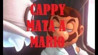 Glitch en Super Mario Odyssey permite que Cappy mate a Mario