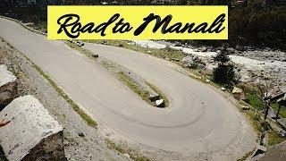Download Lagu Delhi To Manali in 11 Hrs || Private AC Volvo Bus || mp3