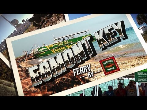 Egmont Key Ferry & Tour | Experience Florida Nature & Wildlife With Us