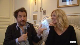 Le film qui... avec Sandrine Kiberlain et Edouard Baer