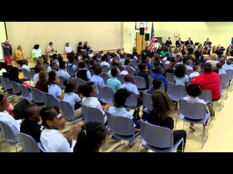 Cleveland orchestra plays special concert at CMSD school