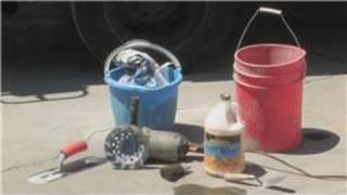 Concrete & Masonry : How to Repair an Uneven Concrete Floor