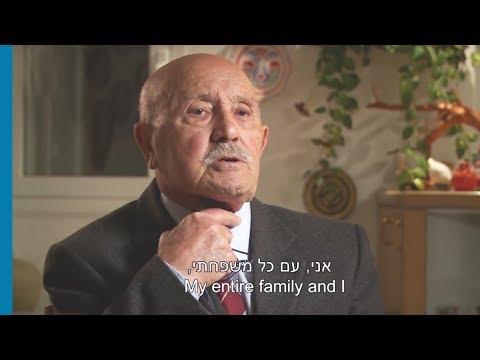 """מדליקי המשואות תשע""""ה (2015): סיפורו של אפרים רייכנברג"""