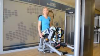 ćwiczenie 2 - siłownia