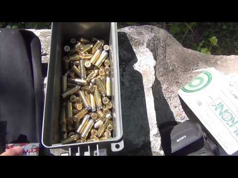 .45 Colt Handload Performance Test.