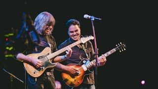 """Mike Stern plays """"KT"""" with Csaba Toth Bagi Balkan Union"""