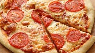 видео рецепт пиццы маргариты