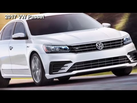 2017 Volkswagen Passat Upgrades & Changes