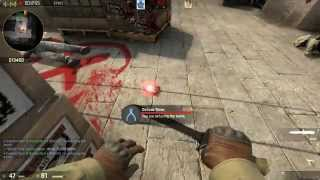 CS GO Knife Zeus Non Lethal Gernades Only
