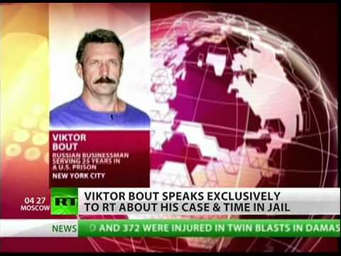 Viktor Bout slams President Obama