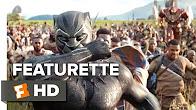 Avengers: Infinity War Featurette - Wakanda Revisited (2018) | Movieclips Coming Soon - Продолжительность: 113 секунд