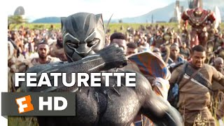 Avengers: Infinity War Featurette - Wakanda Revisited (2018)   Movieclips Coming Soon