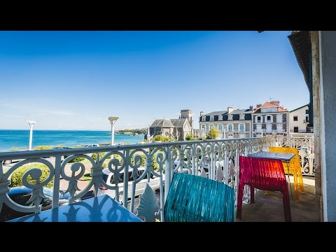 Petite Atalaye, Seaview Luxury Vacation Rental in BIARRITZ, South West of France