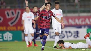 ファジアーノ岡山vs水戸ホーリーホック J2リーグ 第10節