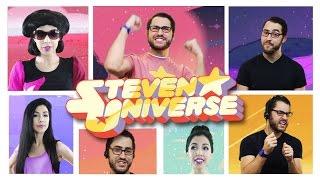 Repeat youtube video Steven Universe Theme Song Acapella - ft. Roxy Darr