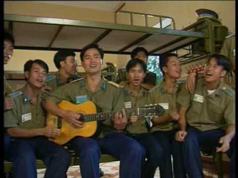 Lính sinh viên - Học viện Phòng không Không quân