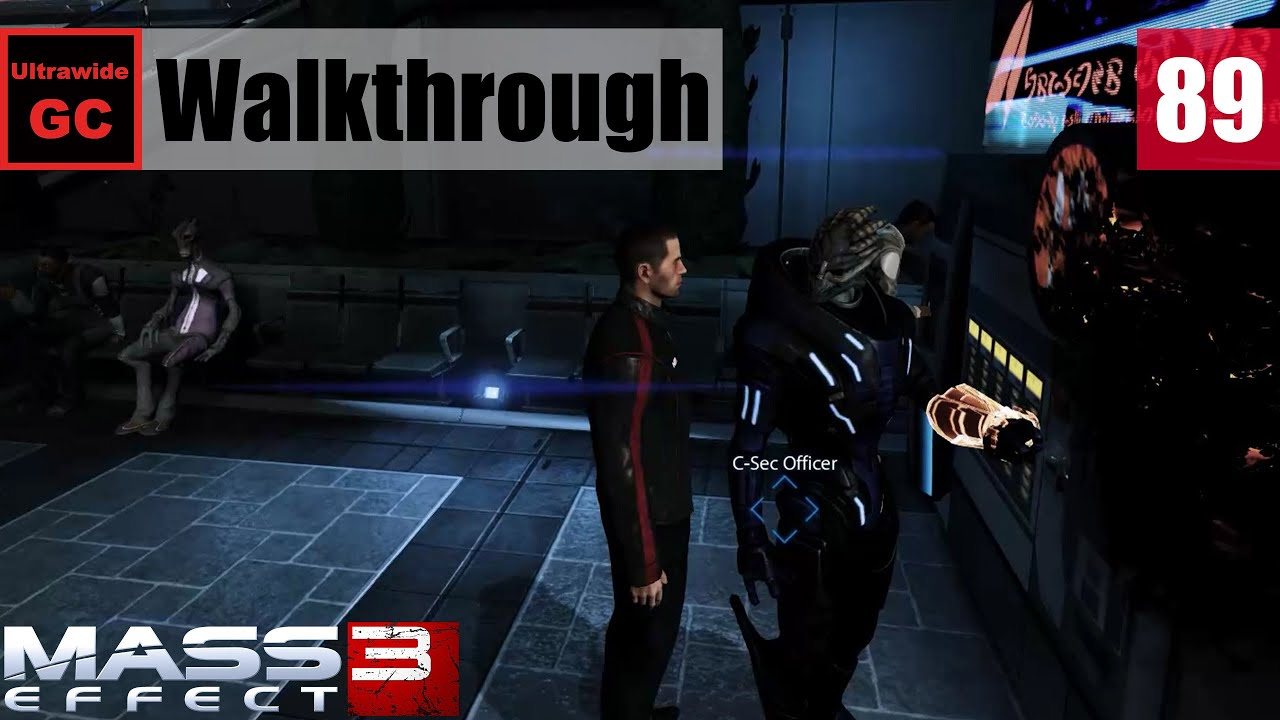 Mass Effect 3 [#89] – Citadel: Target Jamming Technology || Walkthrough
