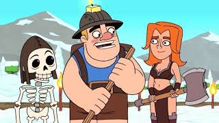 Clash of Clans Movie (FULL HD) New Animation 2019 Fan Edit Best CoC Commercials 2019