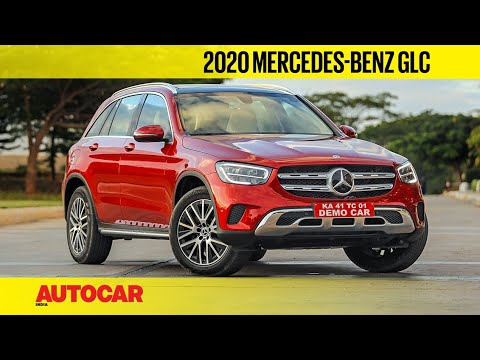 2020 Mercedes-Benz GLC Facelift Review | First Drive | Autocar India