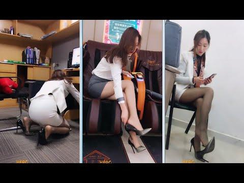 Secretary shoe play dangling!!! thumbnail