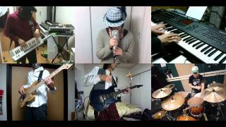[HD]Soredemo Machi wa Mawatteiru OP [DOWN TOWN] Band cover それでも町は廻っている 検索動画 26