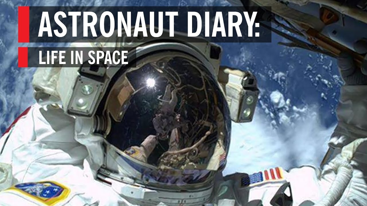 astronaut life in spaceship - photo #21