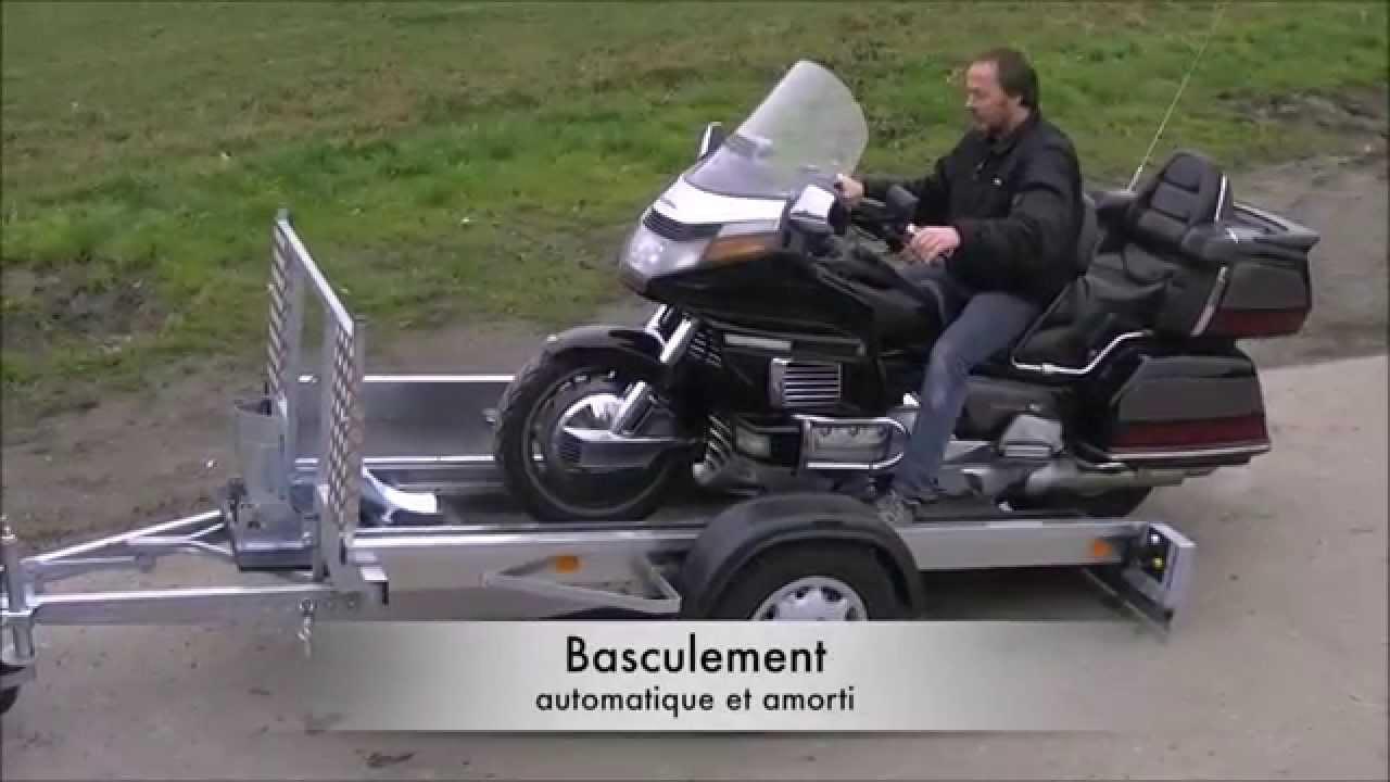 Type top d monstration rmf porte moto quad youtube - Remorque porte moto grosse cylindree ...