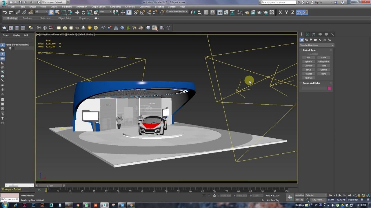 3d max vray camera tutorials pdf
