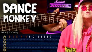 Download Dance Monkey - TONES AND I  Guitar TABS Cover | Cover Guitarra Christianvib